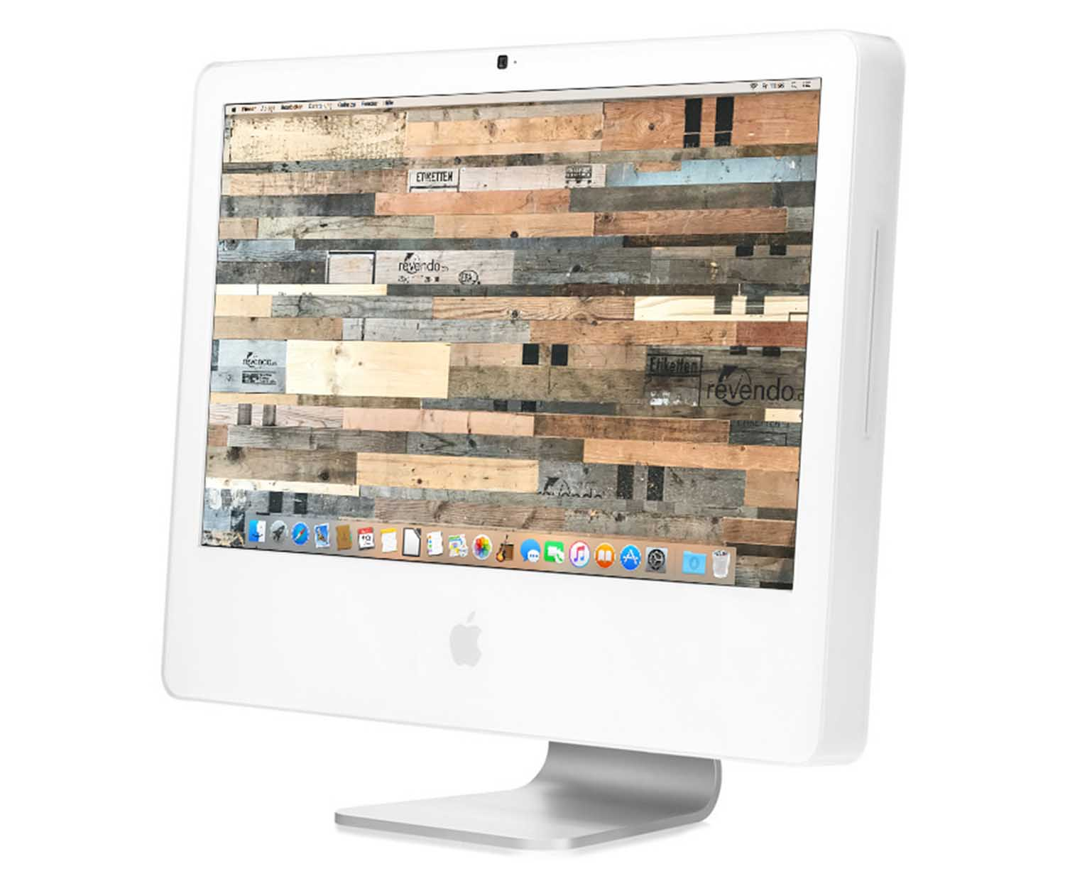 imac 20 zoll ghz core 2 duo. Black Bedroom Furniture Sets. Home Design Ideas
