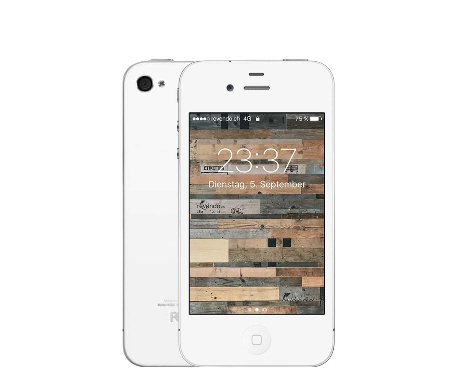 apple iphone 4 8 gb weiss. Black Bedroom Furniture Sets. Home Design Ideas