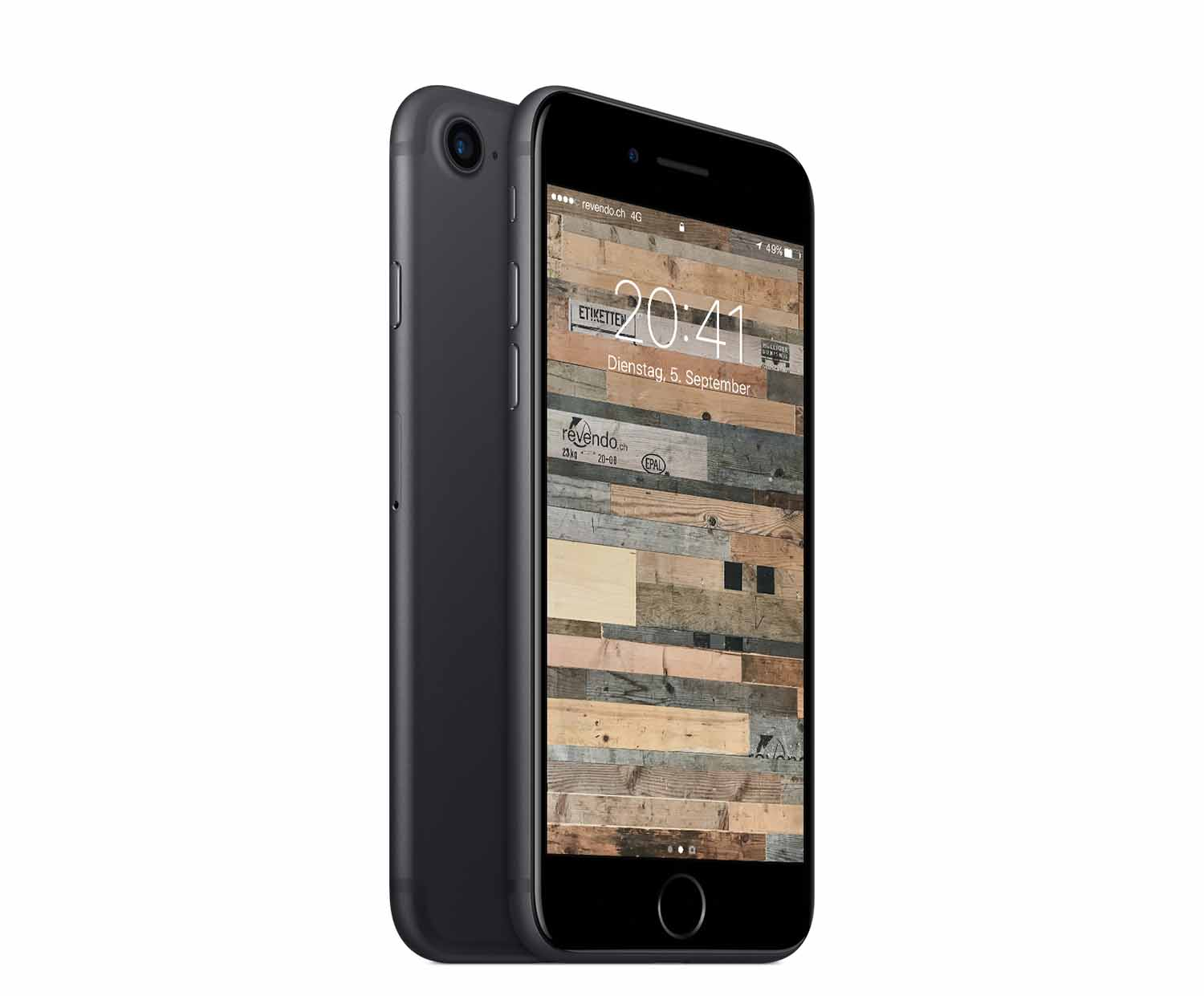 apple iphone 7 128 gb schwarz. Black Bedroom Furniture Sets. Home Design Ideas