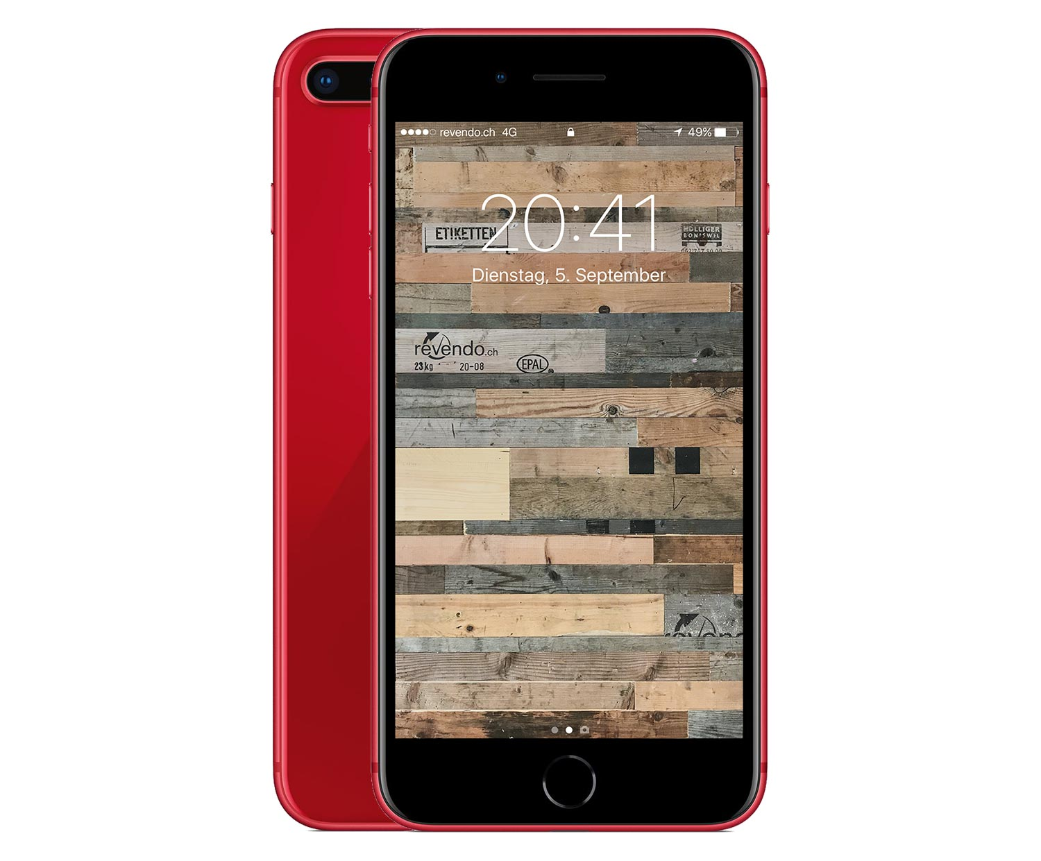 apple iphone 8 plus 64 gb product red. Black Bedroom Furniture Sets. Home Design Ideas