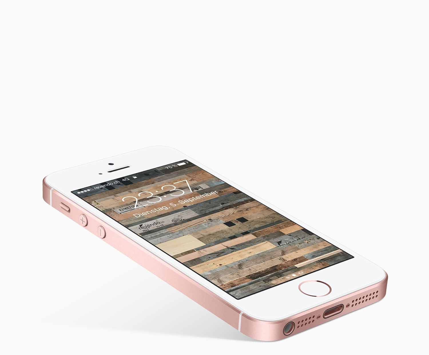 apple iphone se 16 gb ros gold. Black Bedroom Furniture Sets. Home Design Ideas