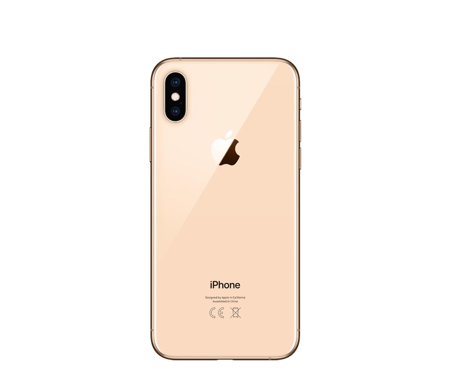 apple iphone xs 64 gb gold. Black Bedroom Furniture Sets. Home Design Ideas