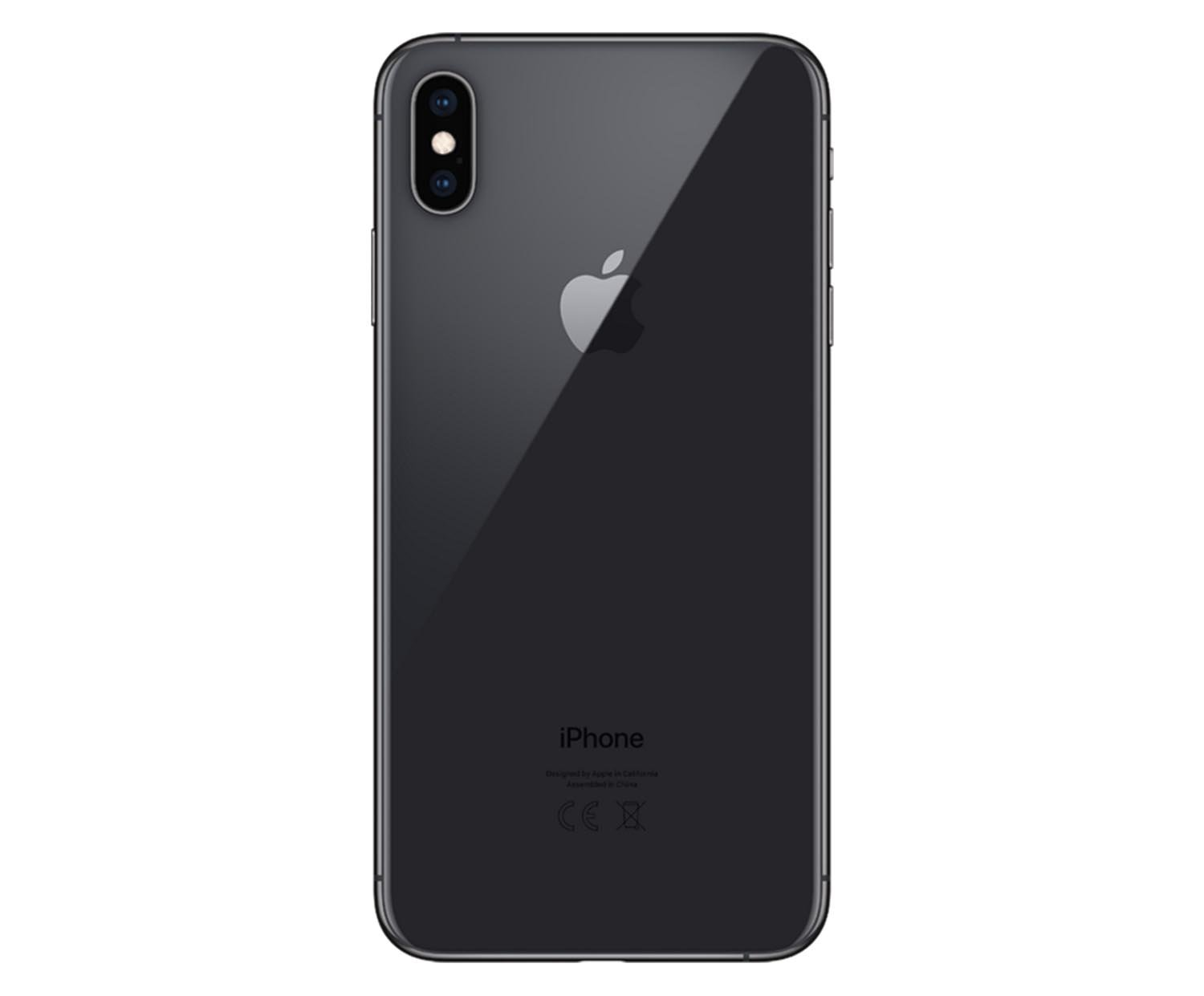 apple iphone xs max dual sim 512 gb space grau. Black Bedroom Furniture Sets. Home Design Ideas
