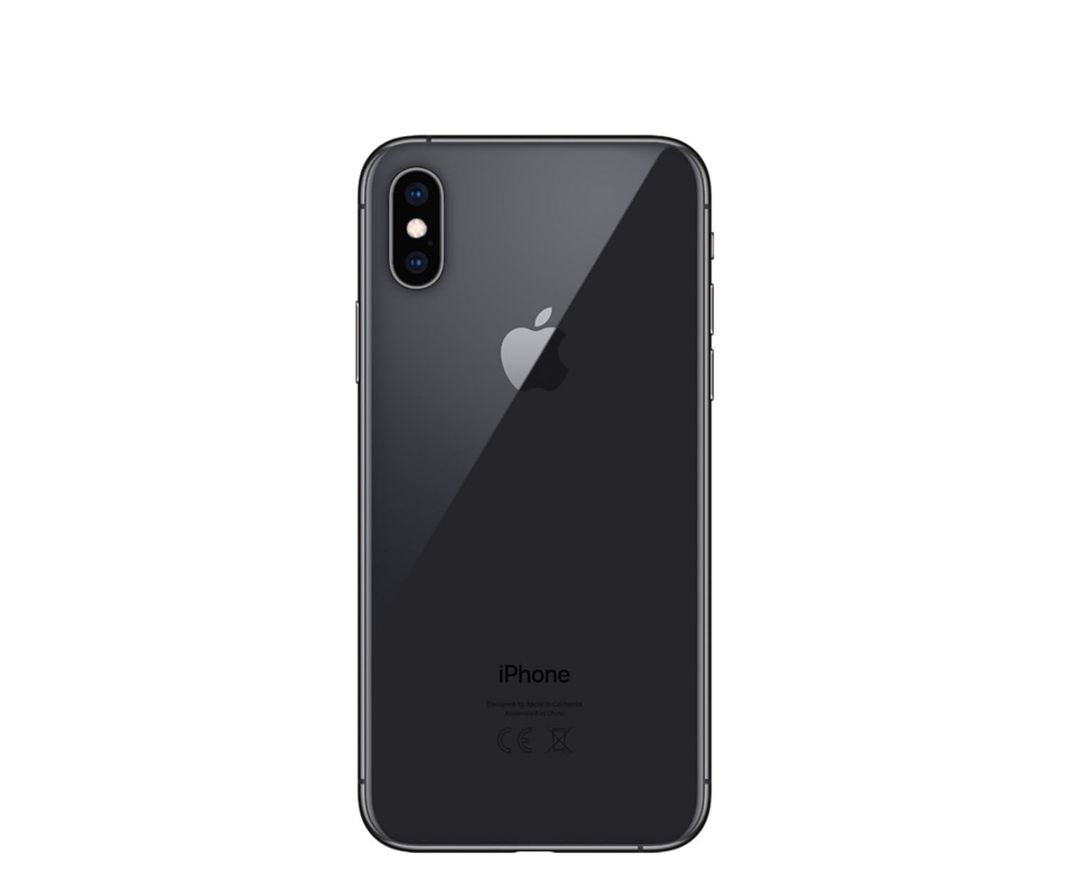 apple iphone xs 512 gb space grau. Black Bedroom Furniture Sets. Home Design Ideas