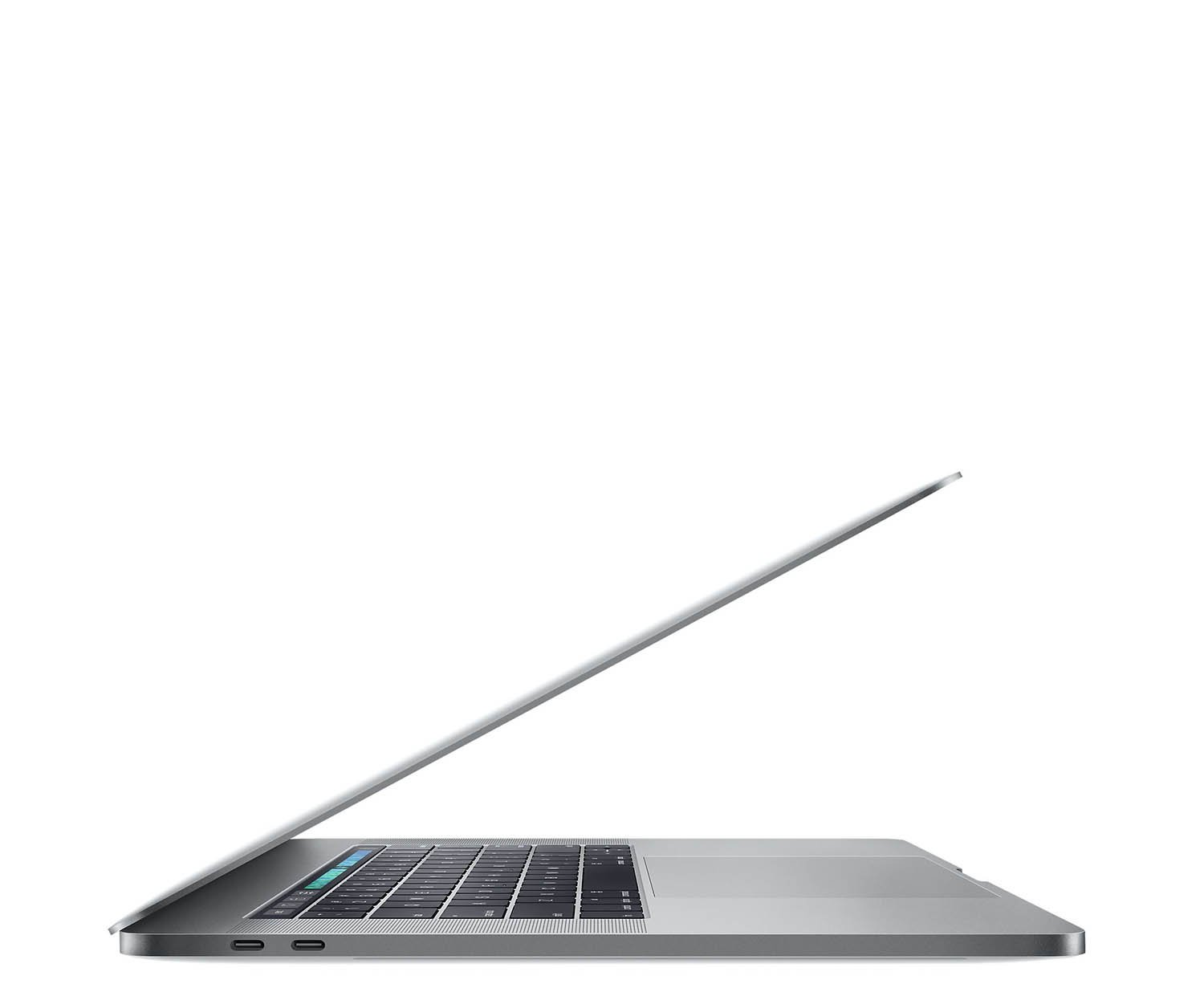 macbook pro 15 mit touch bar 2 6 ghz core i7 512 gb ssd. Black Bedroom Furniture Sets. Home Design Ideas