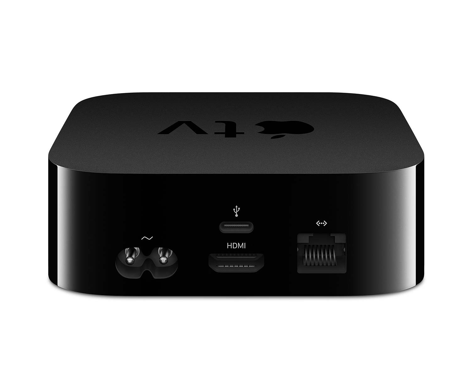 apple tv 32 gb 4 generation schwarz. Black Bedroom Furniture Sets. Home Design Ideas