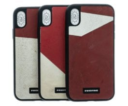 Freitag F342 Case iPhone XR Brown Red günstig kaufen
