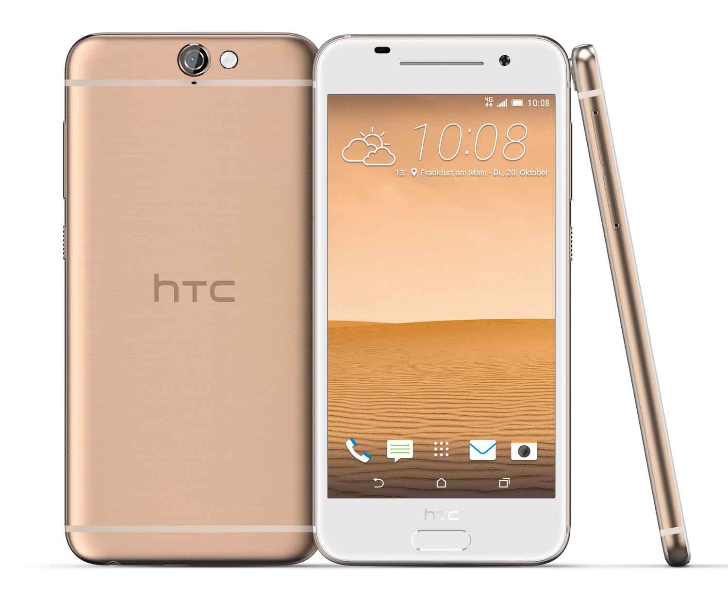 htc one a9 32 gb gold. Black Bedroom Furniture Sets. Home Design Ideas