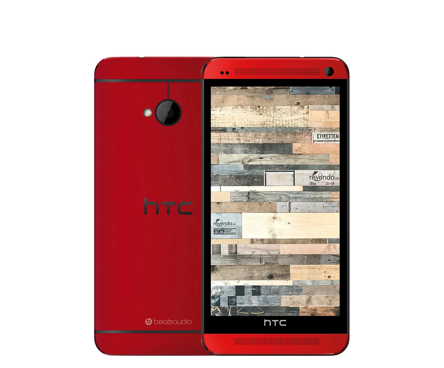 htc one m7 32 gb rot. Black Bedroom Furniture Sets. Home Design Ideas