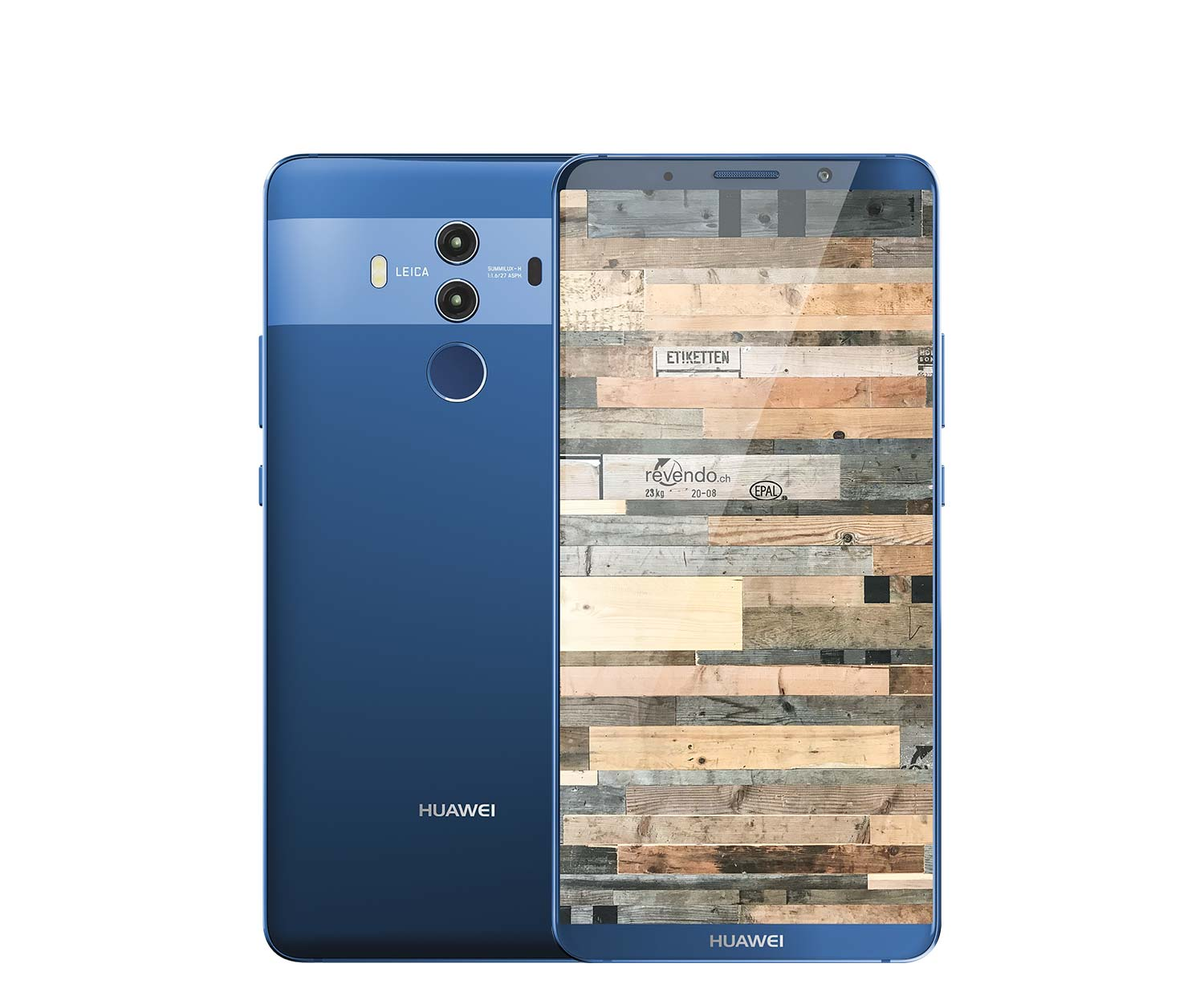 huawei mate 10 pro dual sim 128 gb midnight blue. Black Bedroom Furniture Sets. Home Design Ideas