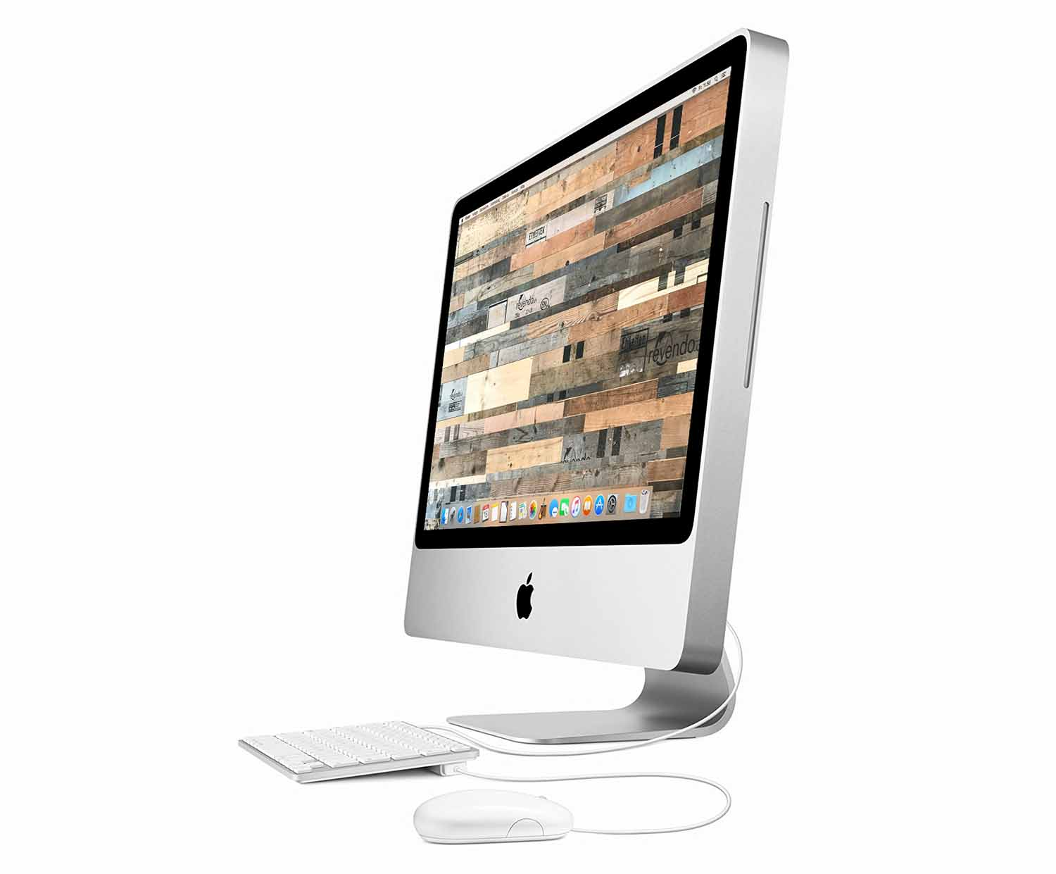 imac 24 zoll ghz core 2 duo. Black Bedroom Furniture Sets. Home Design Ideas