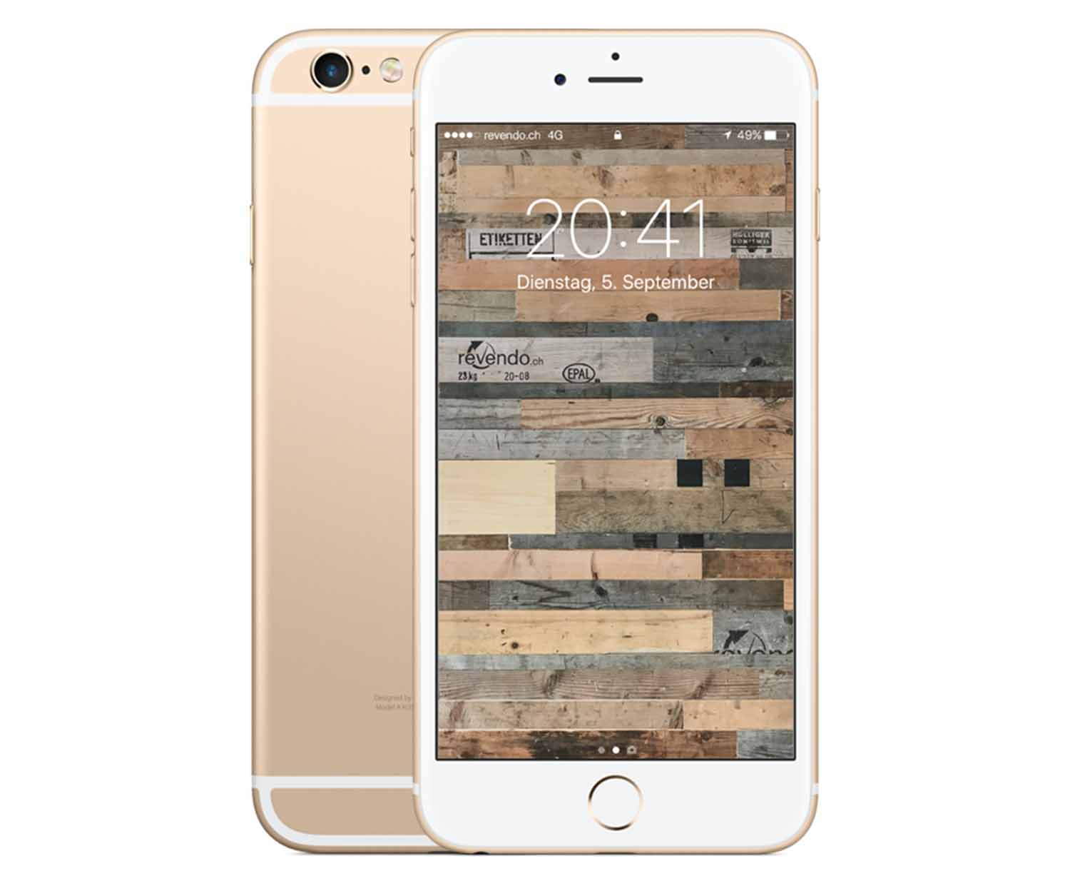 apple iphone 6 plus 128 gb gold. Black Bedroom Furniture Sets. Home Design Ideas