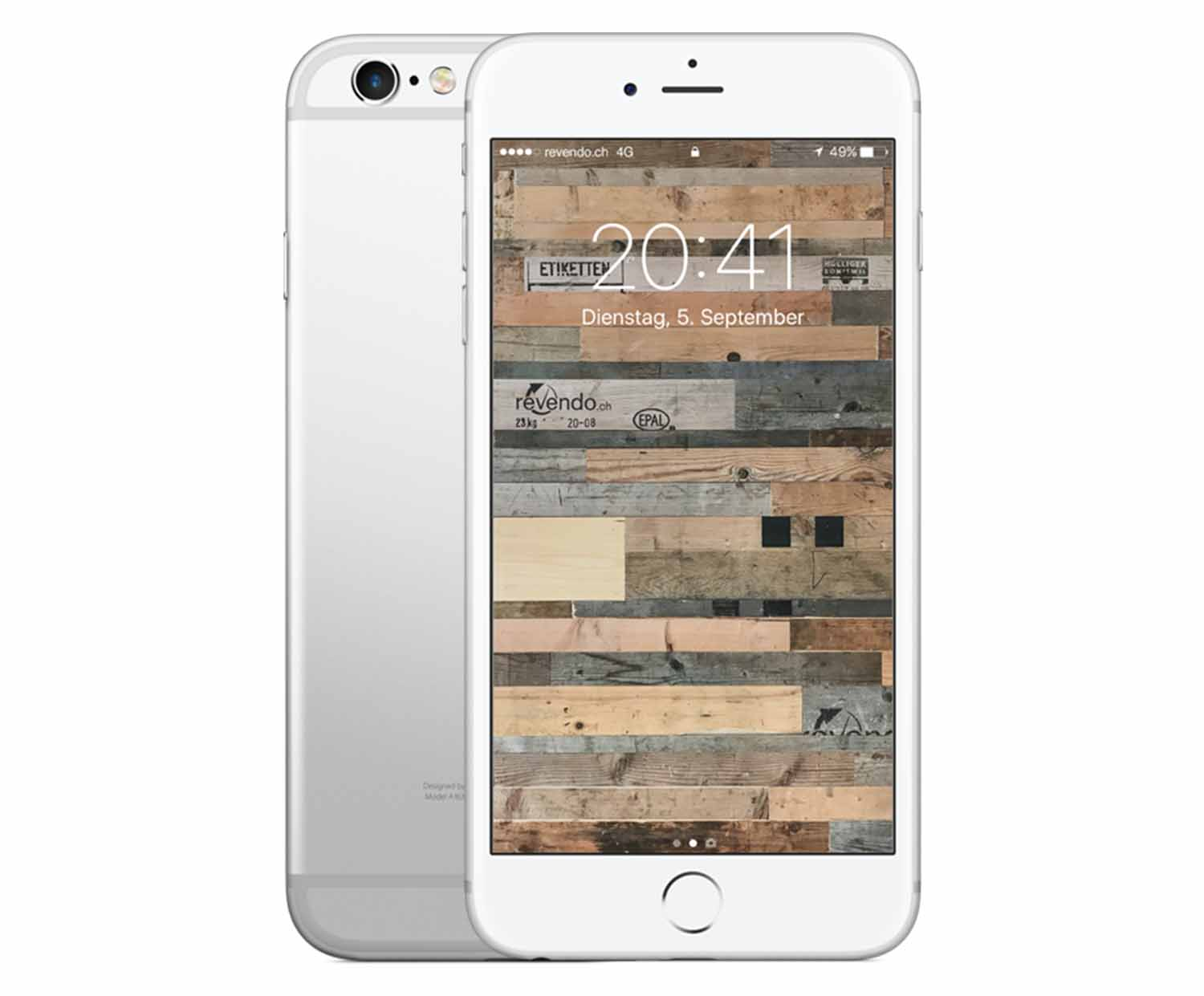 apple iphone 6s plus 128 gb silber. Black Bedroom Furniture Sets. Home Design Ideas