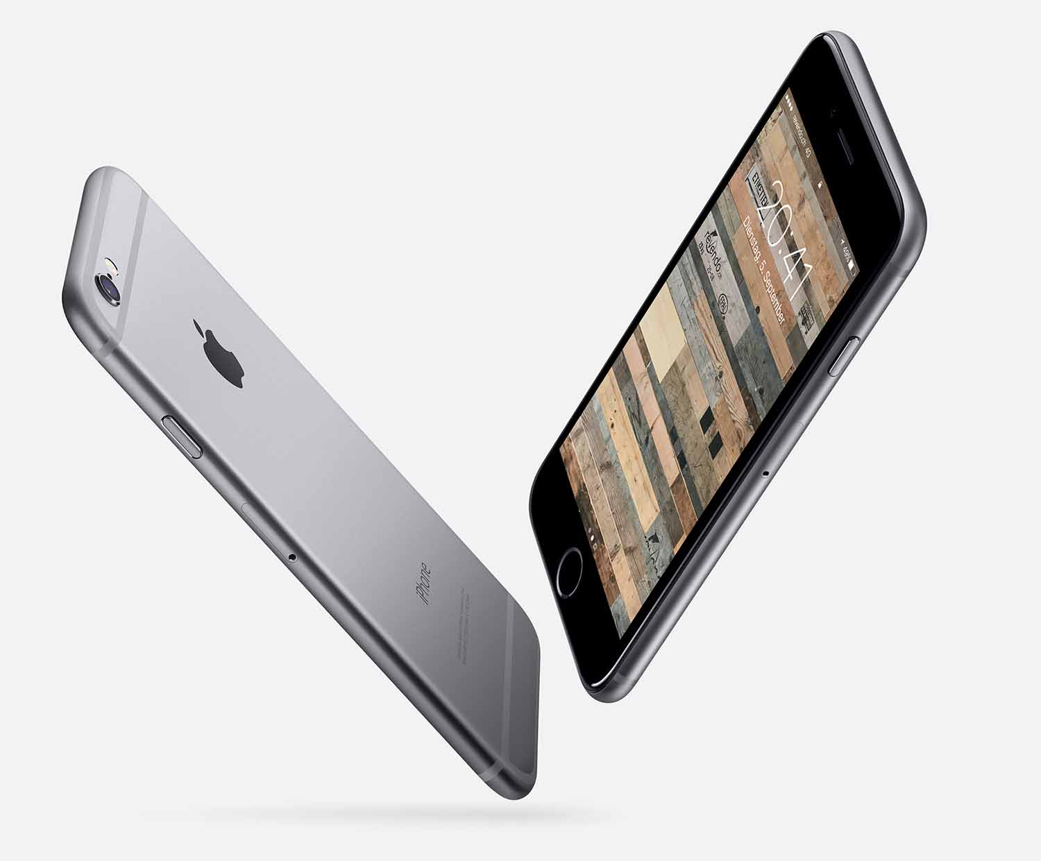 apple iphone 6s plus 64 gb space grau. Black Bedroom Furniture Sets. Home Design Ideas