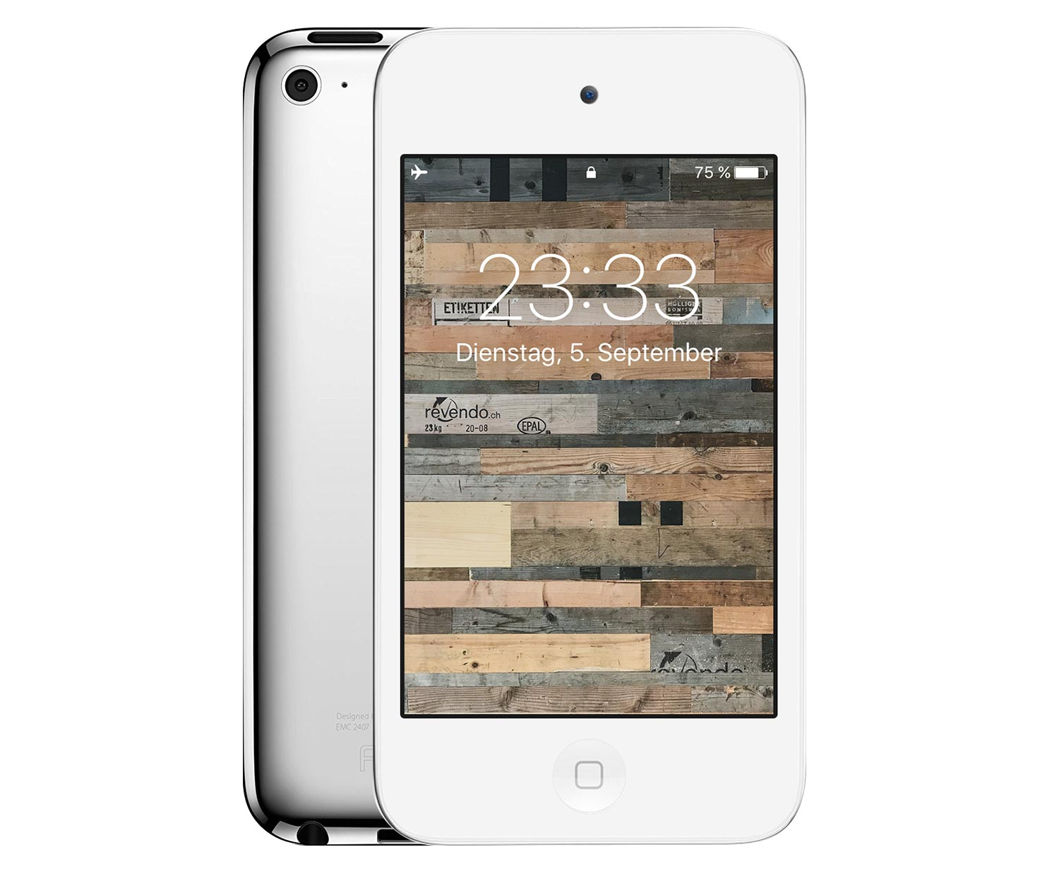apple ipod touch 4 generation 64 gb weiss. Black Bedroom Furniture Sets. Home Design Ideas