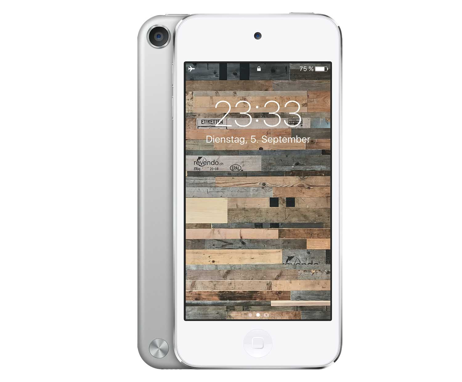 apple ipod touch 5 generation 32 gb silber. Black Bedroom Furniture Sets. Home Design Ideas