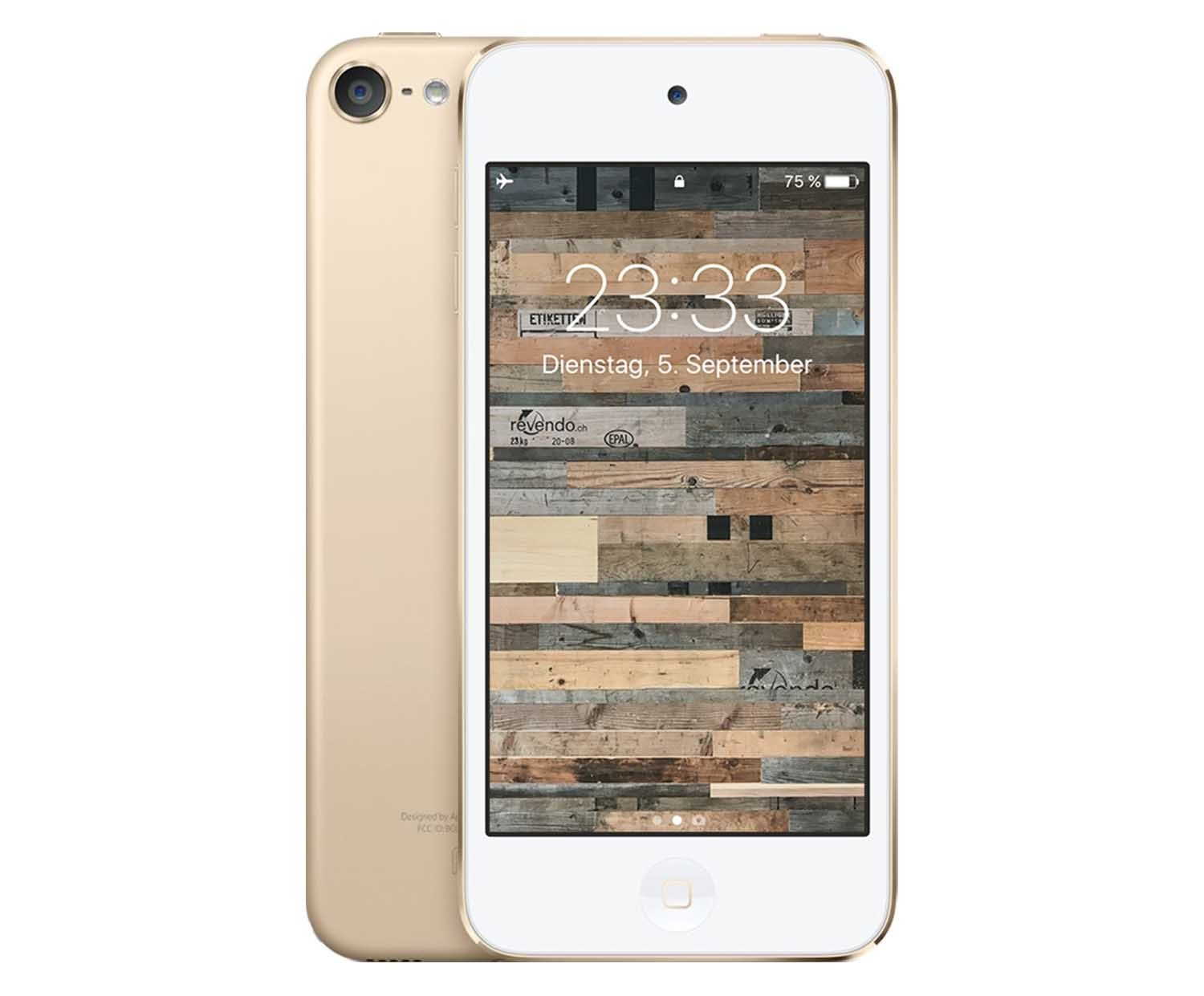 apple ipod touch 6 generation 64 gb gold. Black Bedroom Furniture Sets. Home Design Ideas