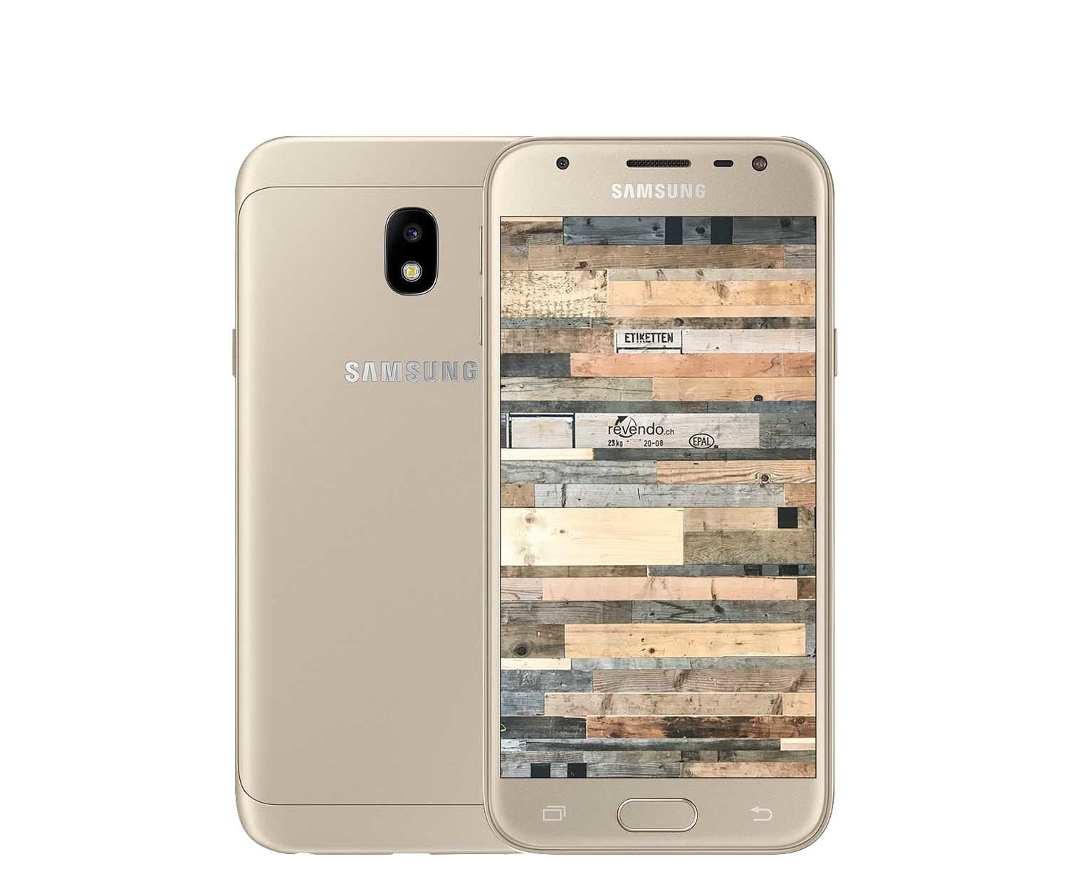 samsung galaxy j3 2017 duos 16 gb gold. Black Bedroom Furniture Sets. Home Design Ideas