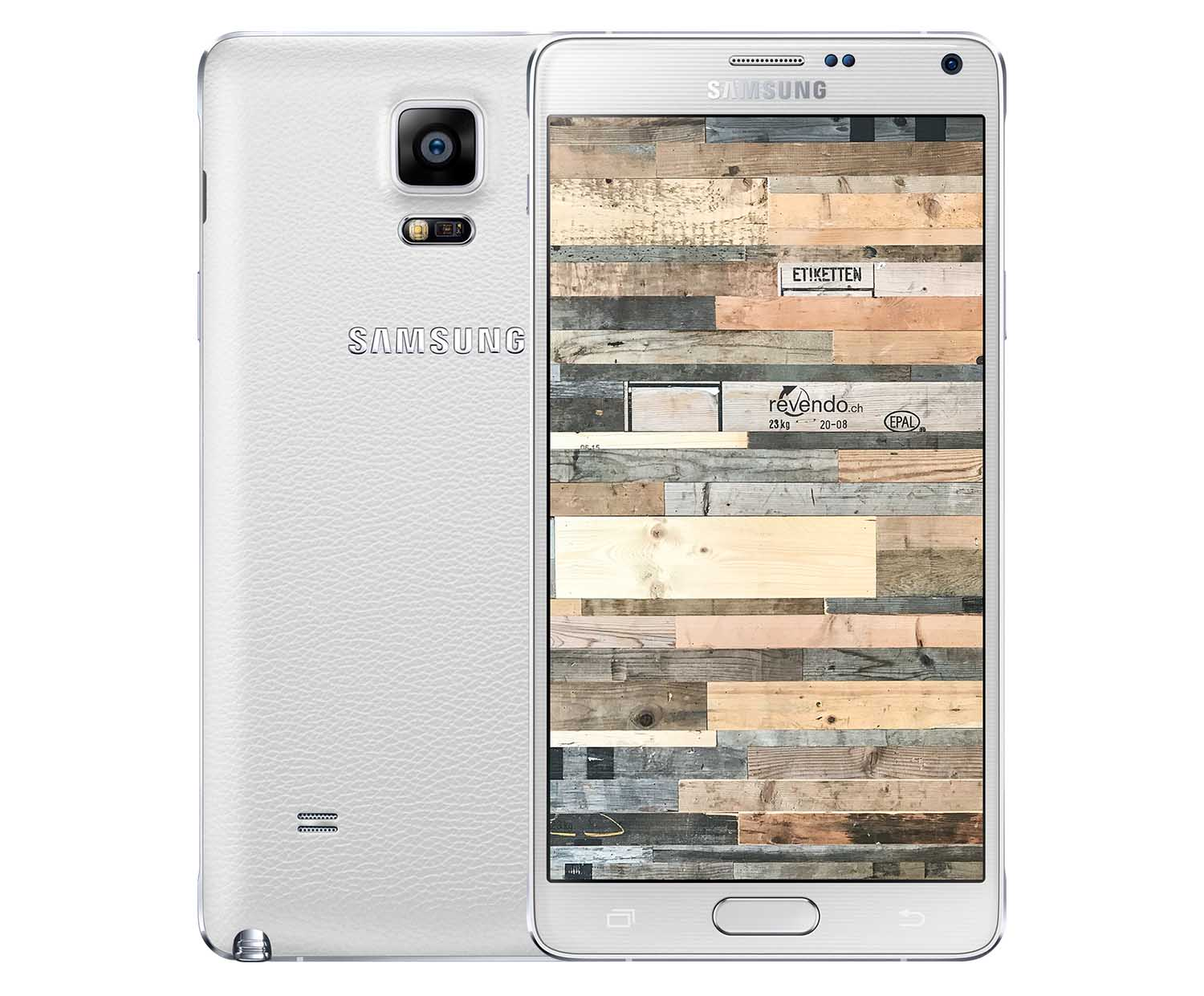 samsung galaxy note4 32 gb weiss. Black Bedroom Furniture Sets. Home Design Ideas