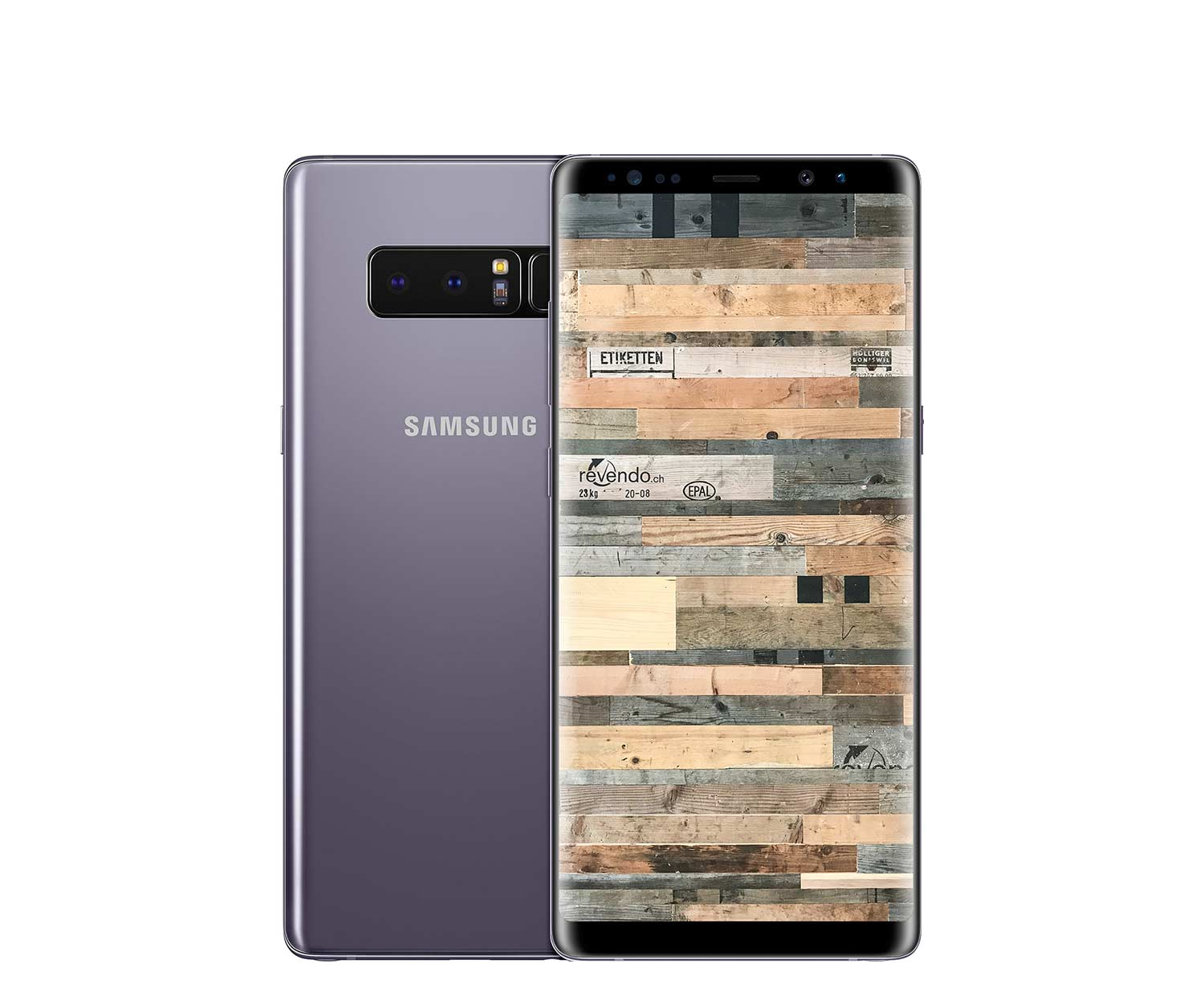 samsung galaxy note8 duos 128 gb orchid gray. Black Bedroom Furniture Sets. Home Design Ideas