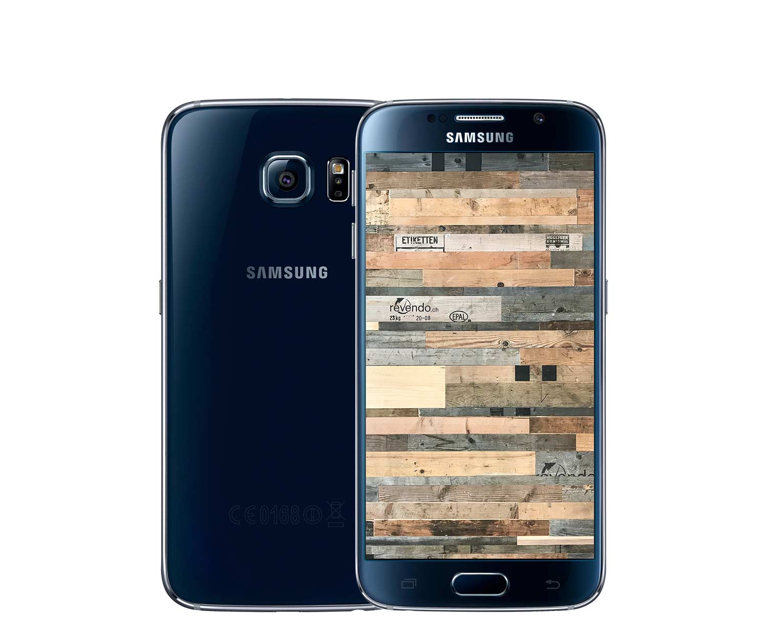 samsung galaxy s6 64 gb black sapphire. Black Bedroom Furniture Sets. Home Design Ideas