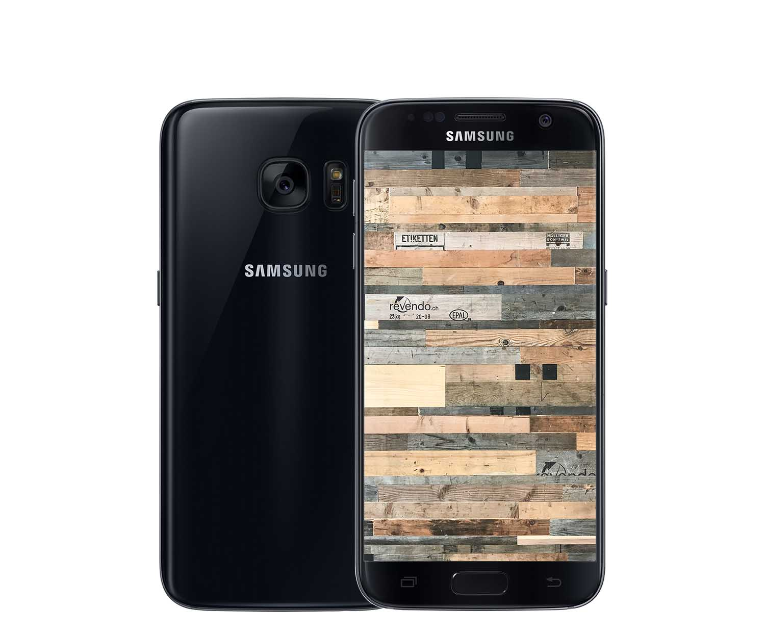 samsung galaxy s7 32 gb schwarz. Black Bedroom Furniture Sets. Home Design Ideas