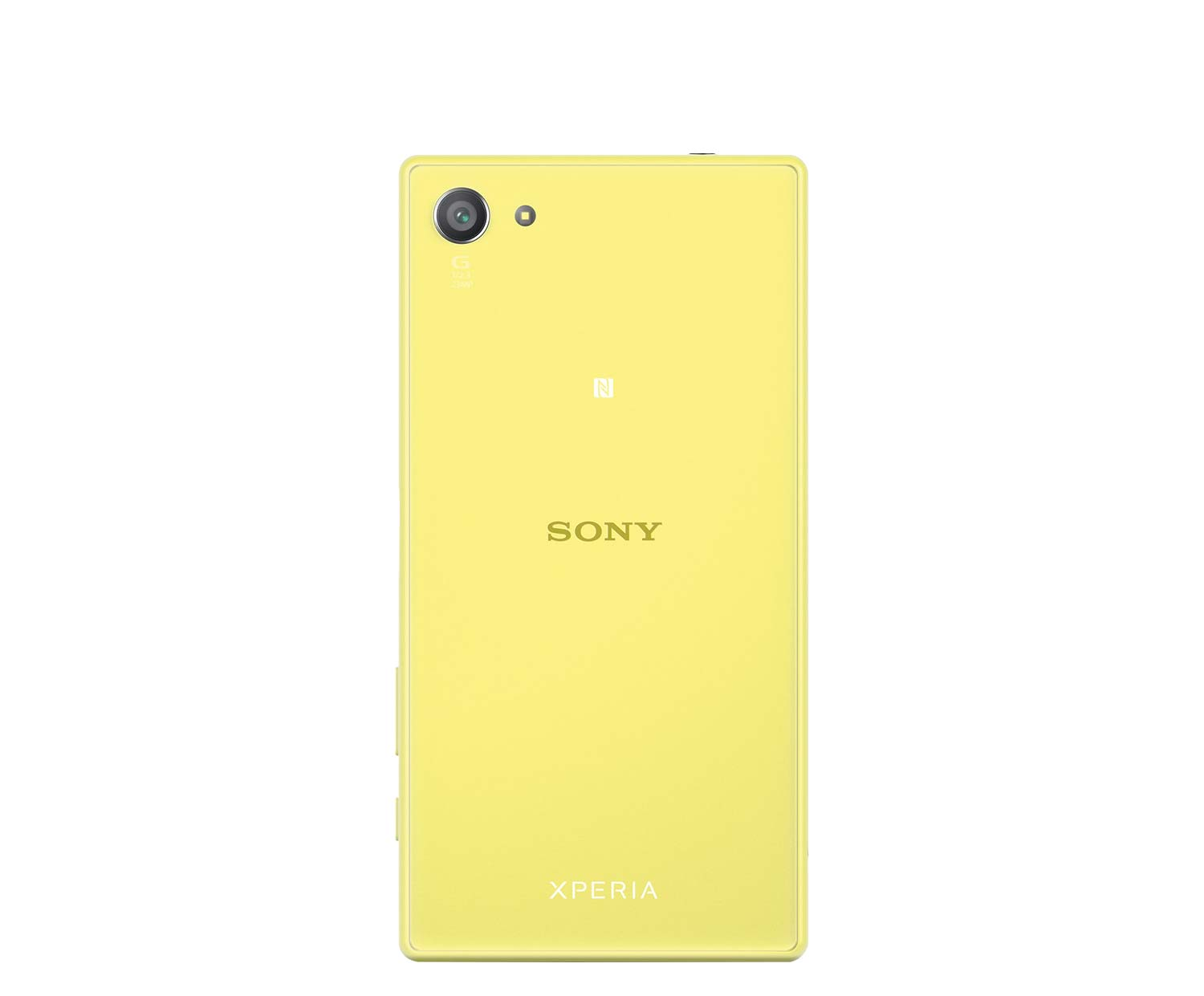 sony xperia z5 compact 32 gb gelb. Black Bedroom Furniture Sets. Home Design Ideas